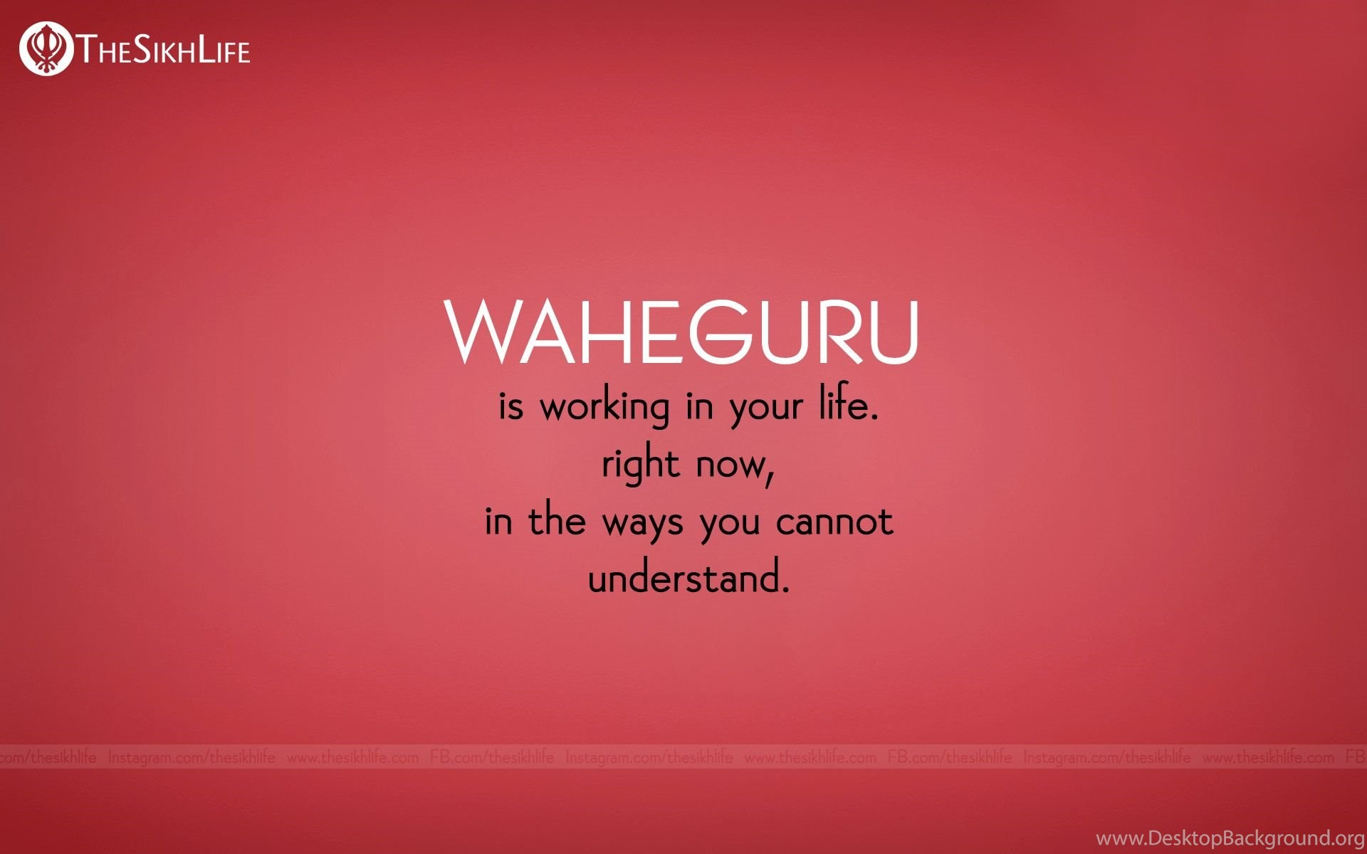 Waheguru Quotes Wallpapers Archives Sikhs Official Website ...
