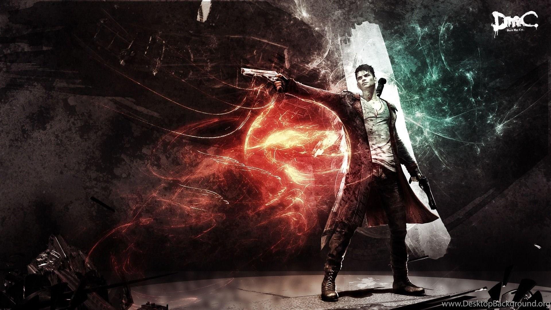 Devil May Cry 5 Dante Wallpaper Desktop Background