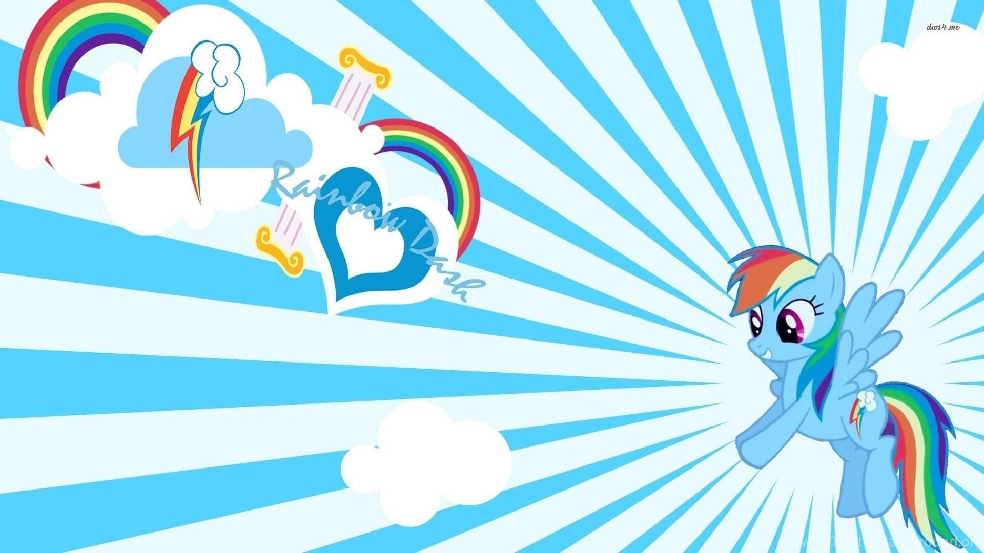 My Little Pony Rainbow Dash Wallpaper 82 Images