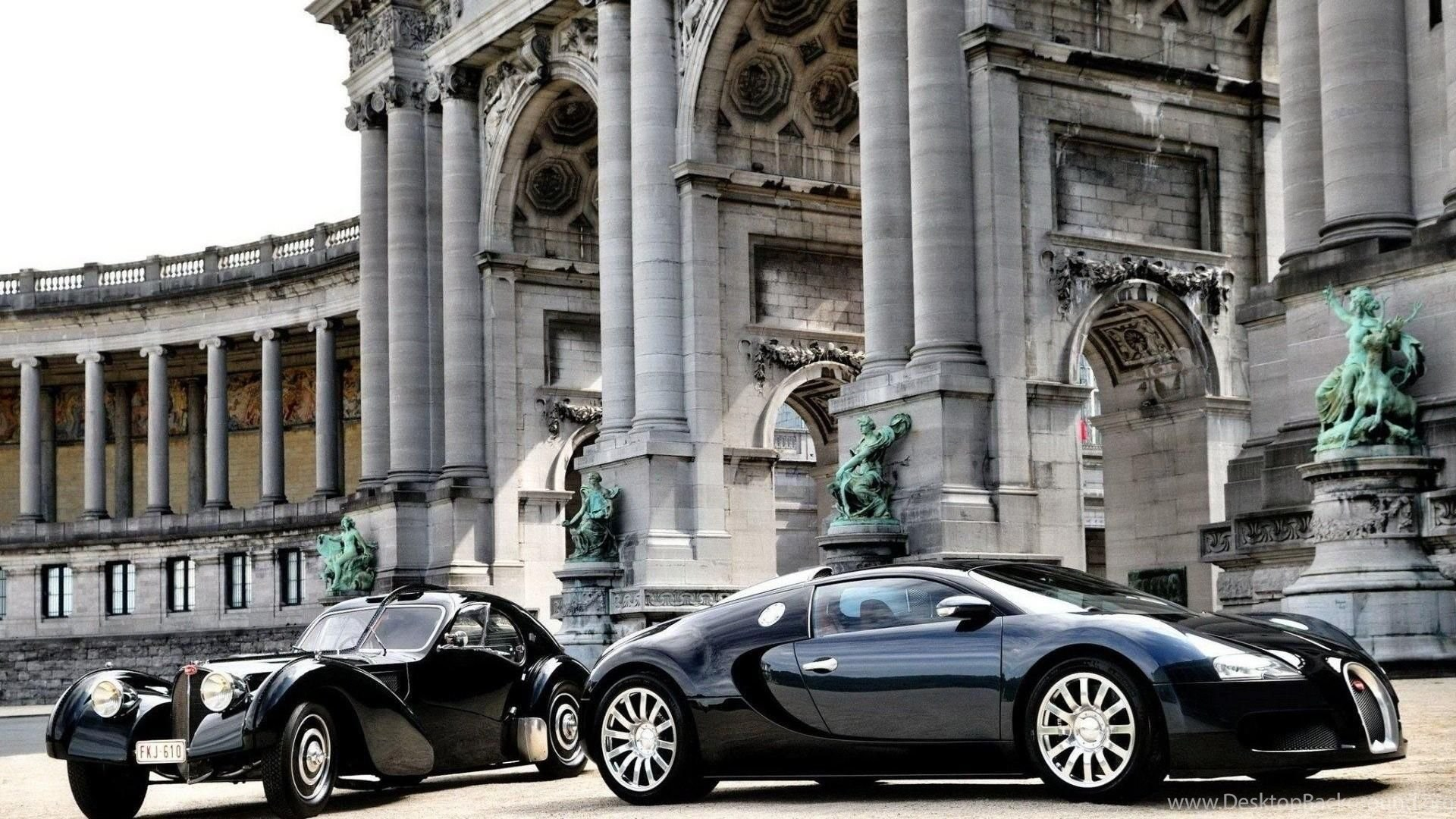Download Wallpapers 1920x1080 Cars Bugatti Veyron Luxury Black Desktop Background