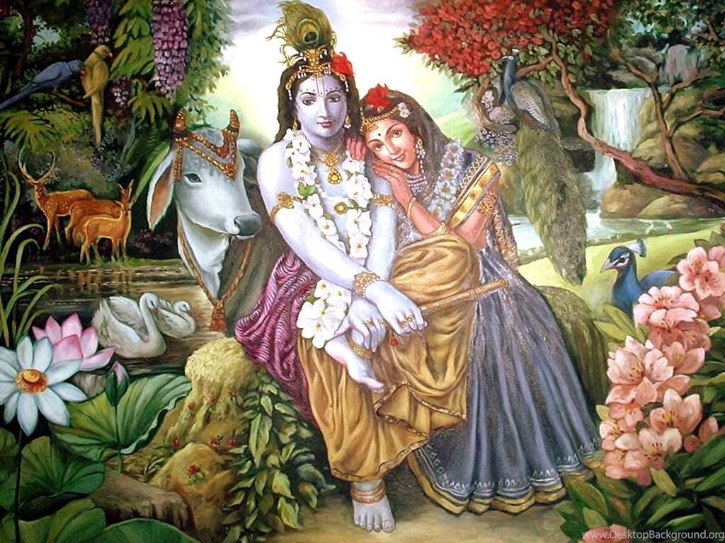 Free Download Radha Krishna Wallpapers Desktop Background