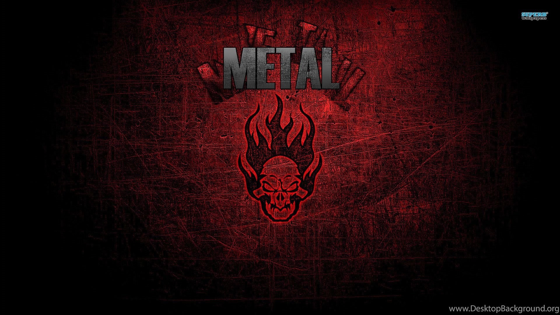 Metal Wallpapers Music Desktop Background