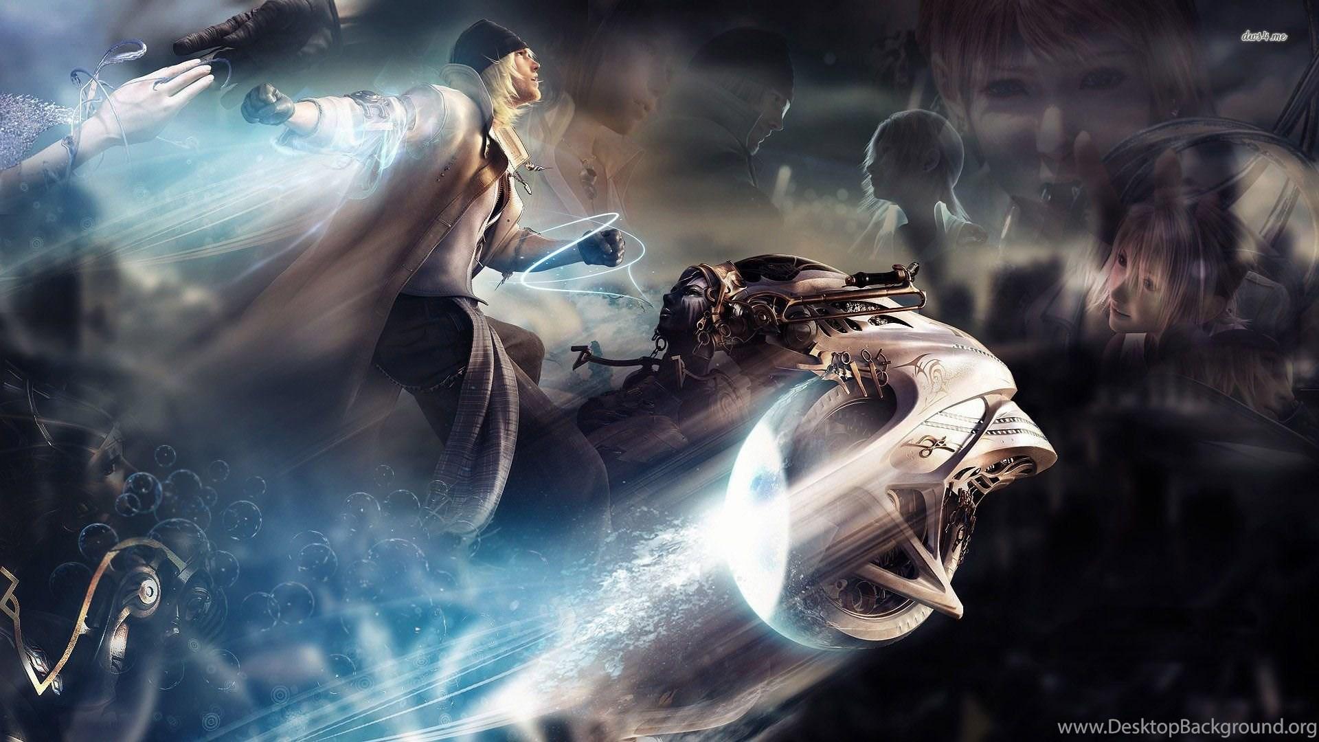 Wallpapers Hd Final Fantasy Xiii Desktop Background