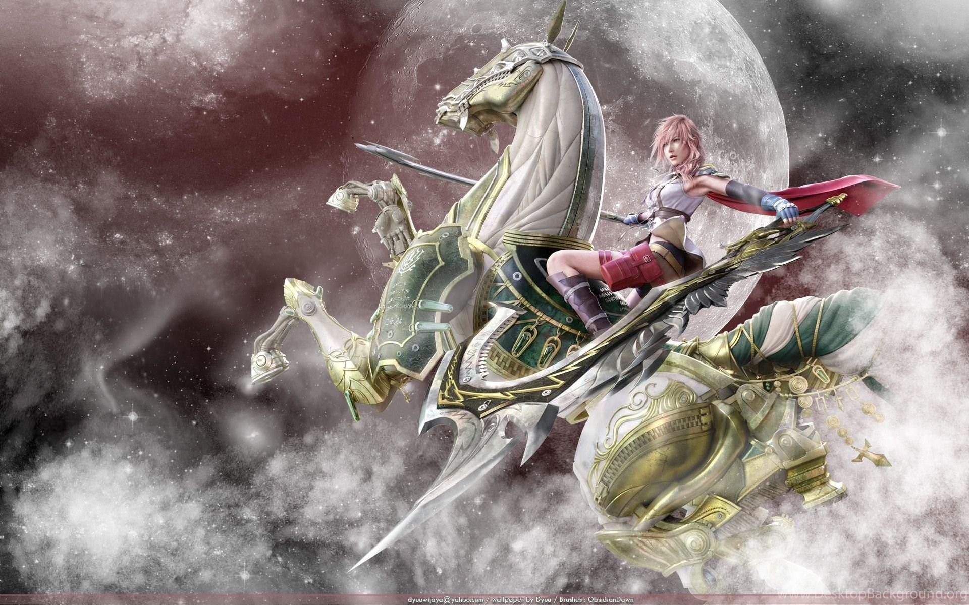 Horse Wallpapers Final Fantasy Xiii Wallpapers Hd Wallpapers 95817