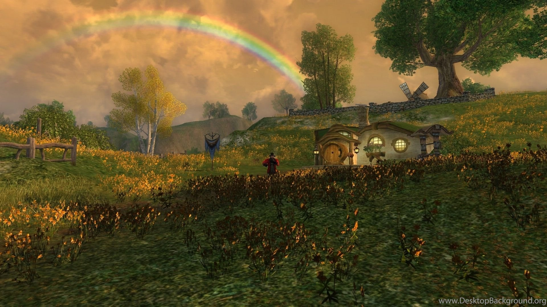My Hobbit House In Shire Homestead Mmorpg Com Lord Of The Rings