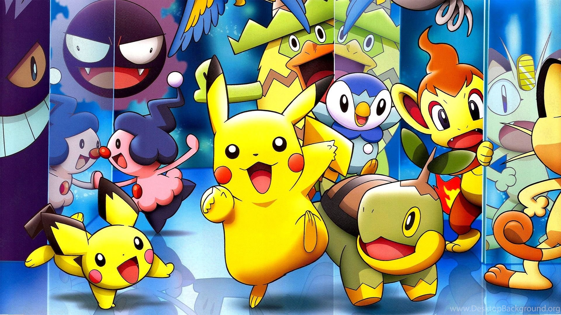 Pokemon Mystery Dungeon Red Rescue Team Computer Wallpapers
