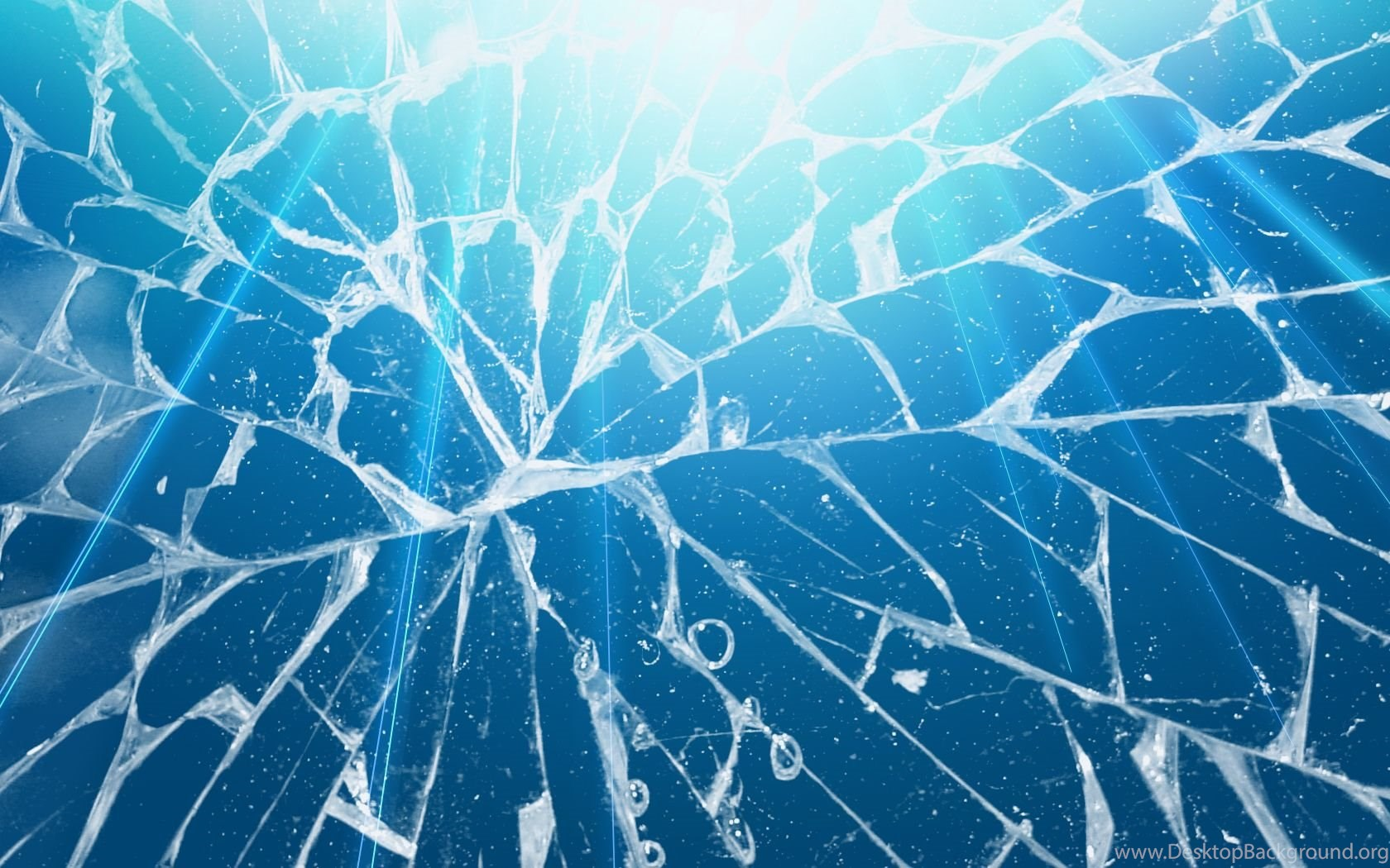 10318 Windows 7 Broken Screen Awesome Wallpapers Attachment