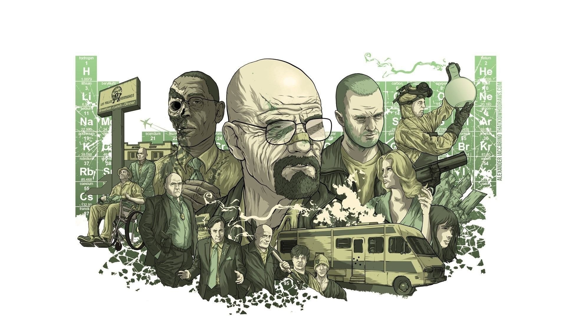 Full Hd 1080p Breaking Bad Wallpapers Hd Desktop Backgrounds