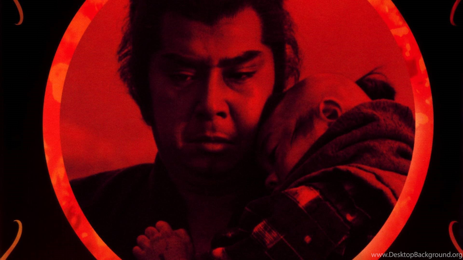 Lone Wolf And Cub Baby Cart In Peril Wallpaper Samurai Movies