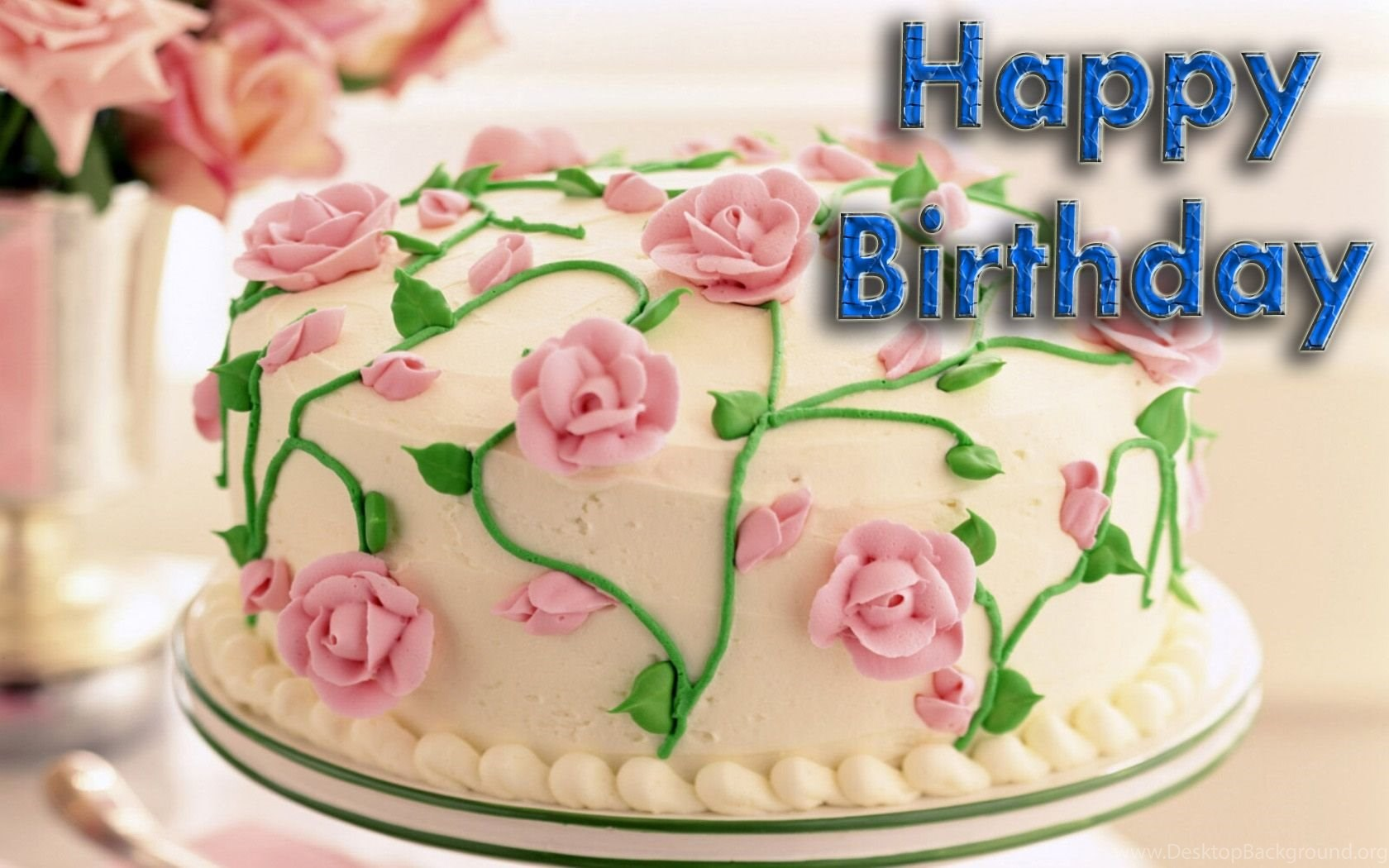 birthday cake high quality hd wallpapers and images desktop background