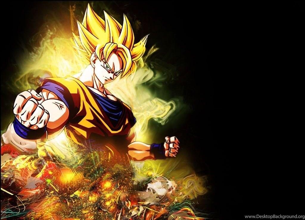 Dragon Ball Z Wallpapers Hd Goku Desktop Background