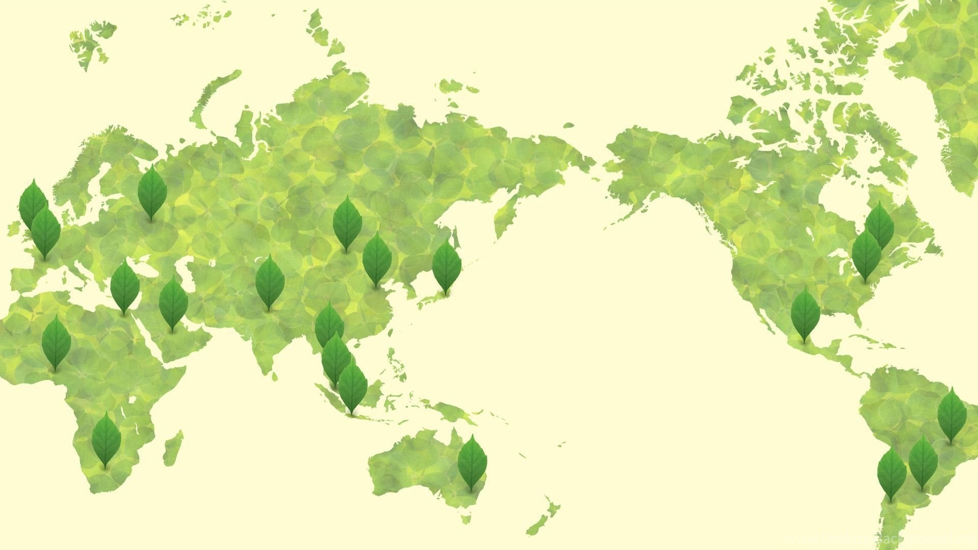 Green World Map Wallpapers Free Wide Hd Wallpapers Desktop Background