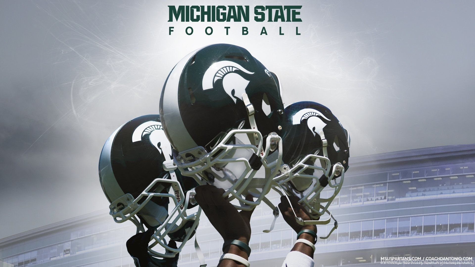 Michigan State Spartans College Football Wallpapers Desktop Background