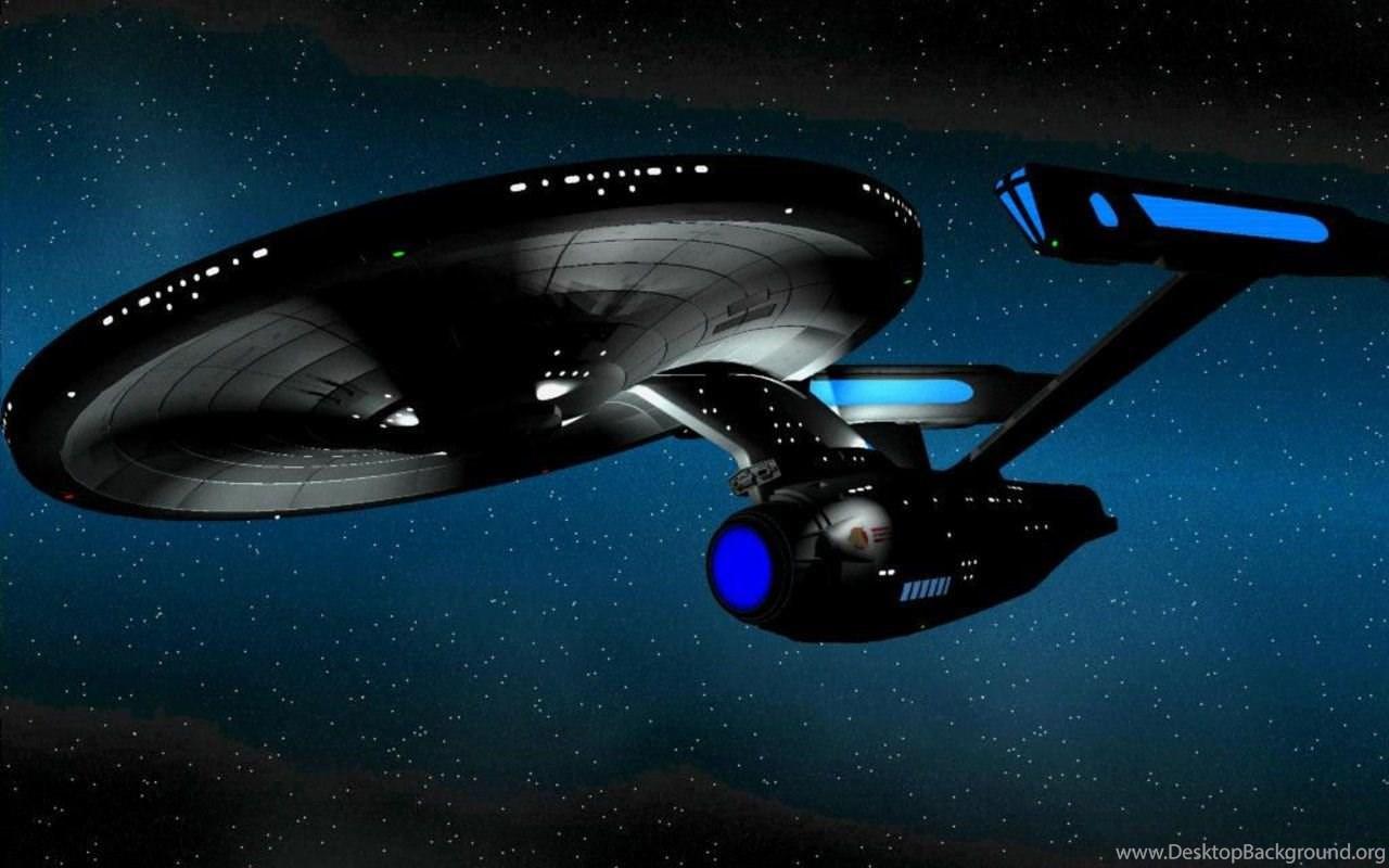 Enterprise Star Trek The Original Series Wallpapers
