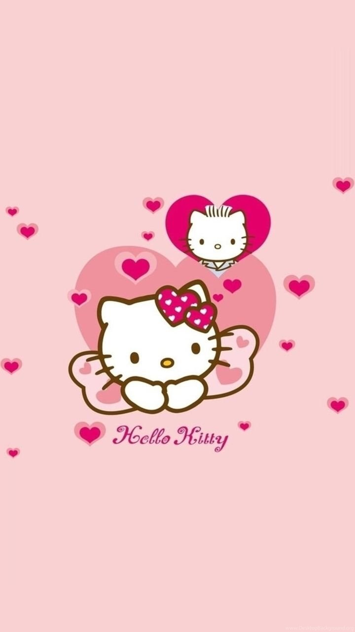 Hello Kitty Girly Wallpapers Iphone 6s Iphones Wallpapers