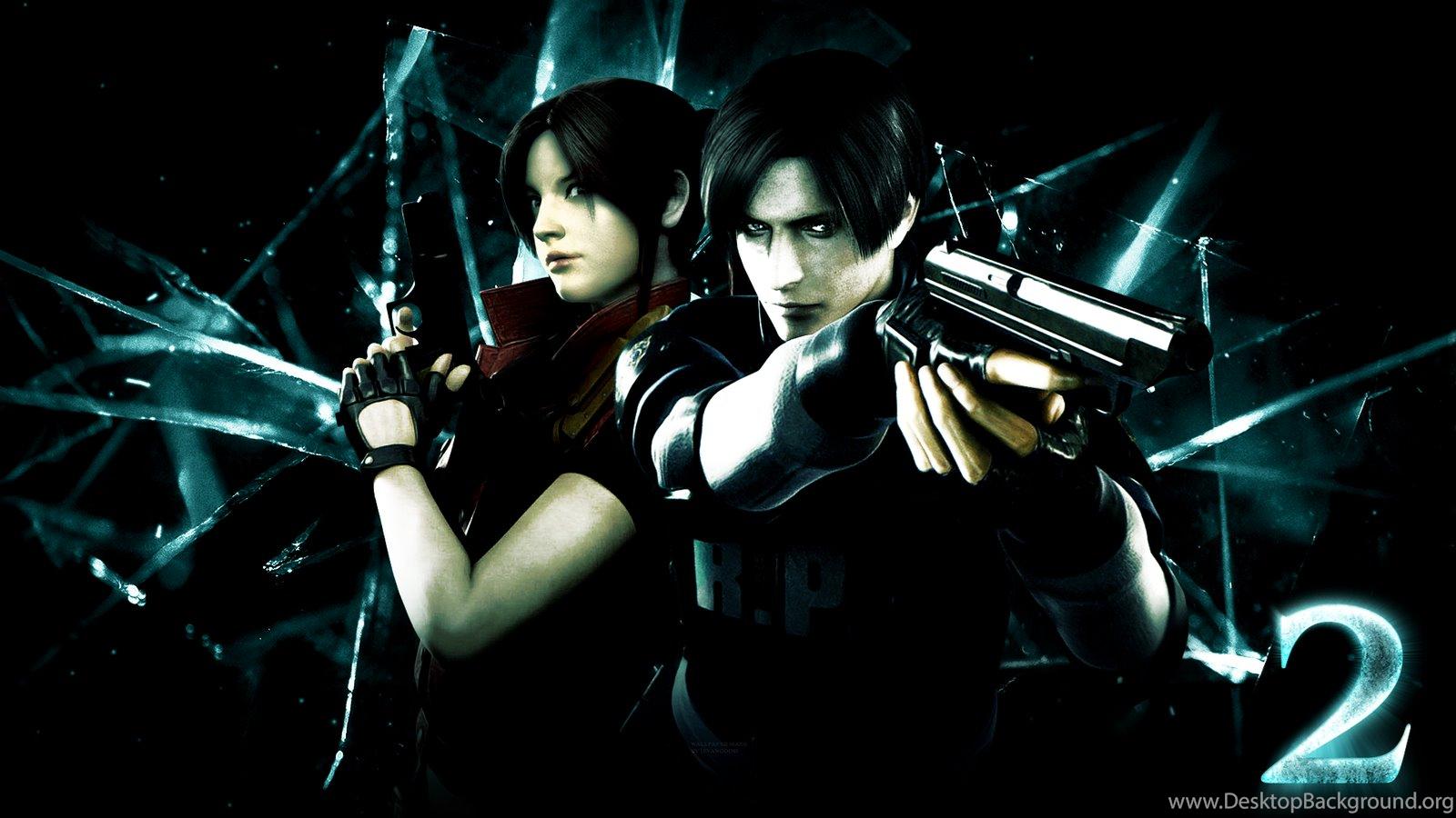 Resident Evil 2 Wallpapers By Jevangood On DeviantArt