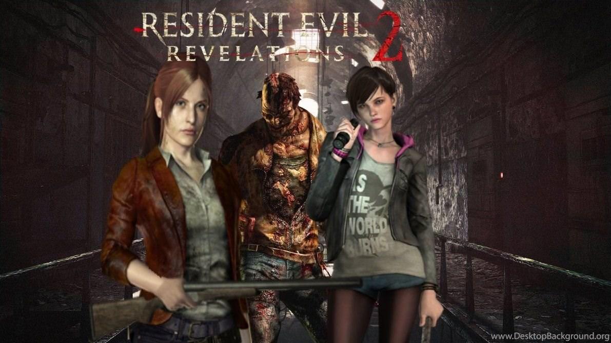 Resident Evil Revelations 2 Wallpaper Desktop Background