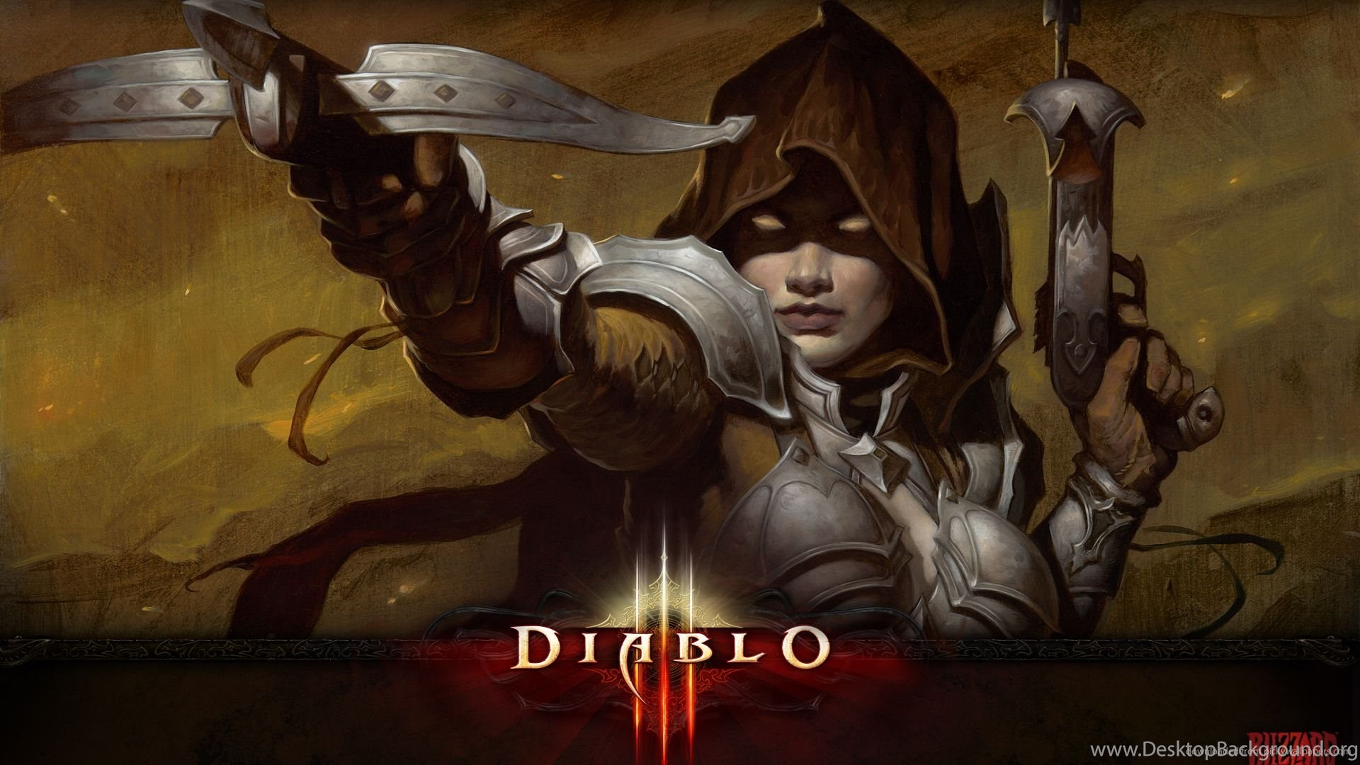 Download 1920x1080 Diablo 3 Unlocked Exclusive Demon Hunter