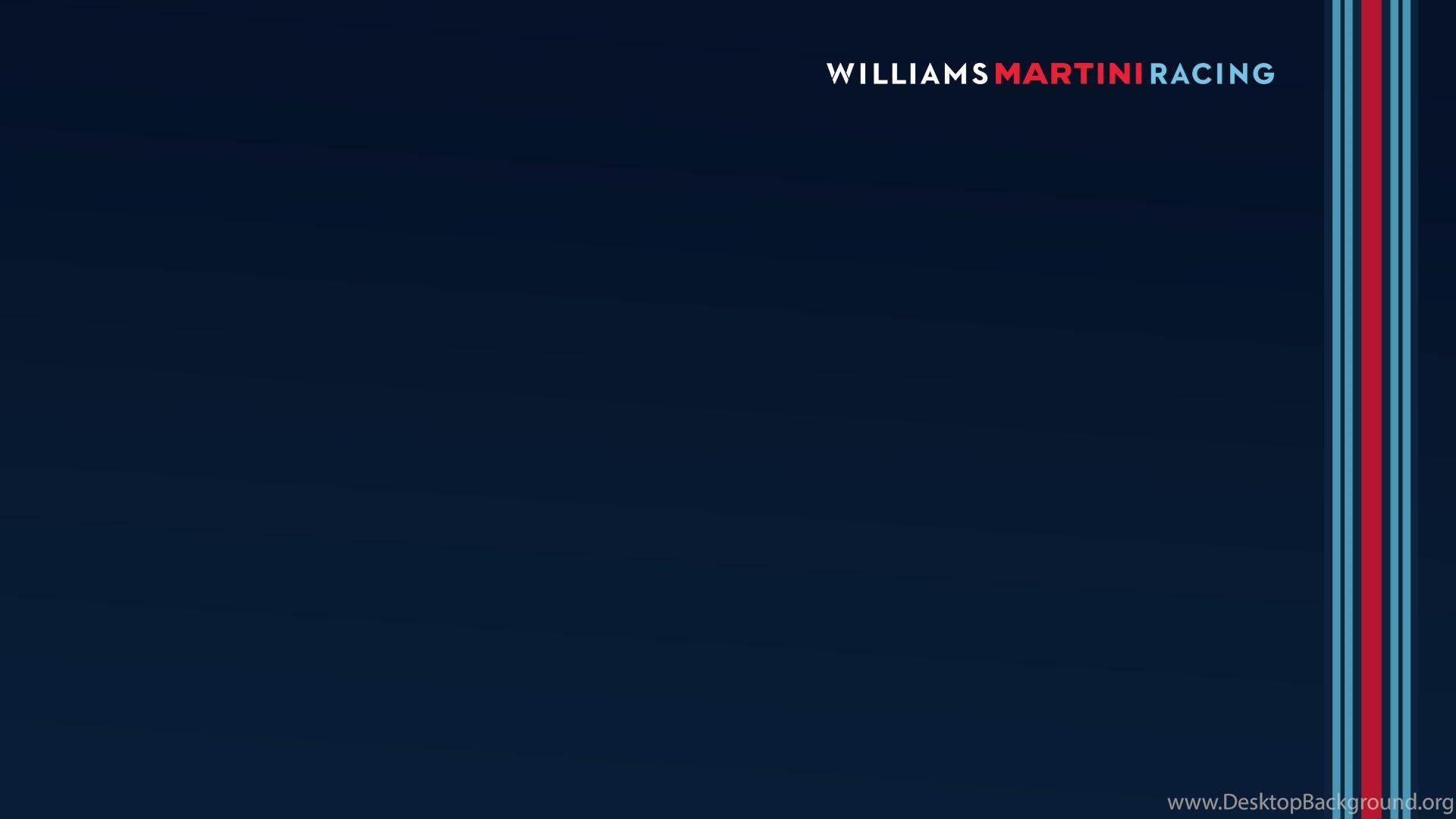 seeing as everyone is making williams martini racing
