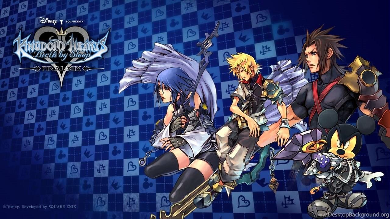 Kingdom Hearts 3 Wallpaper Widescreen Jpg Desktop Background
