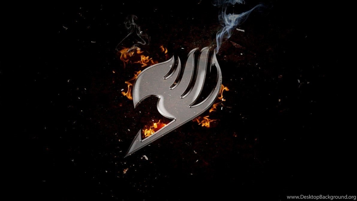 Fairy Tail Logo Wallpapers Iphone Desktop Background