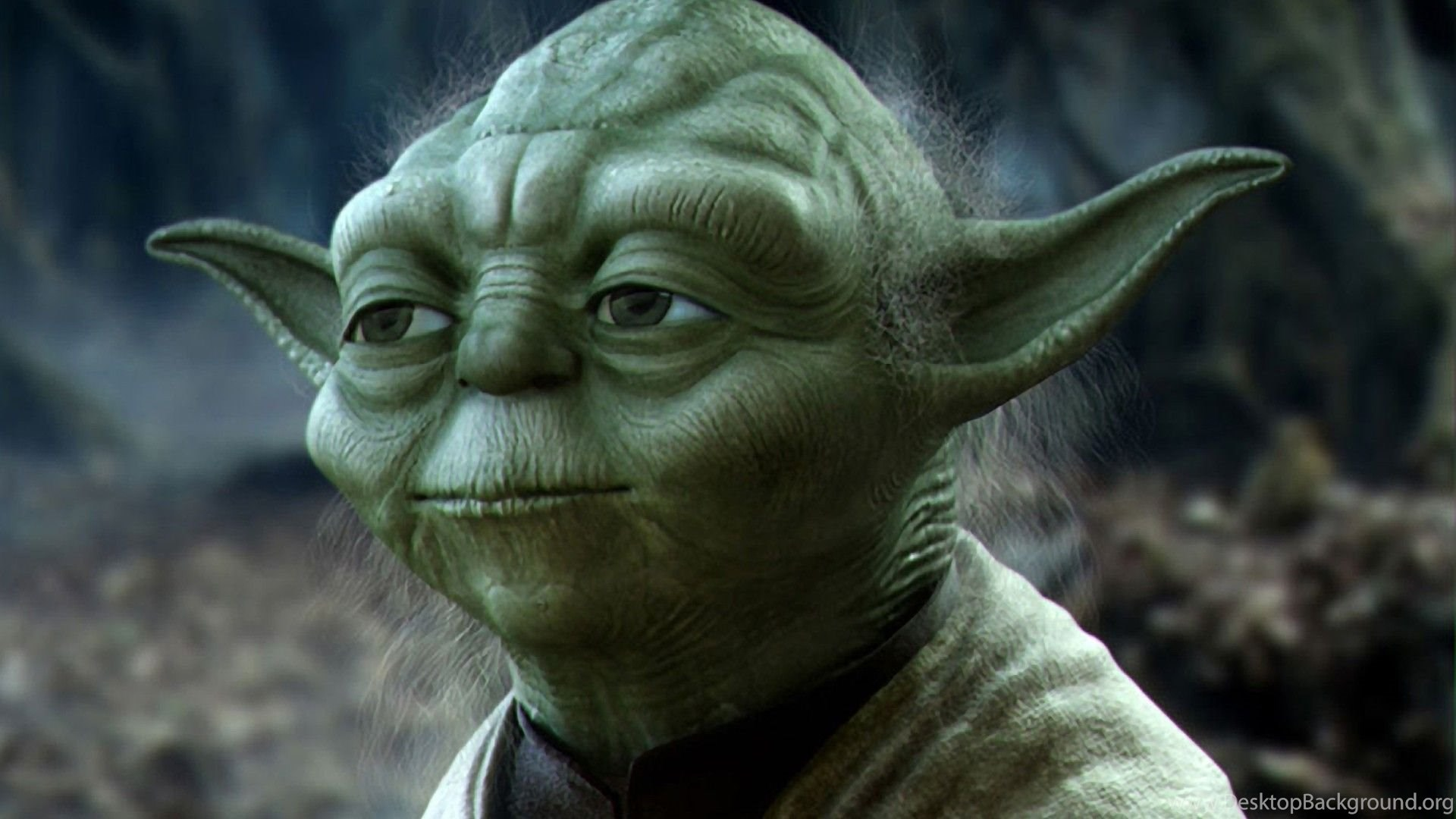 Star Wars Yoda Wallpapers Hd Desktop Background