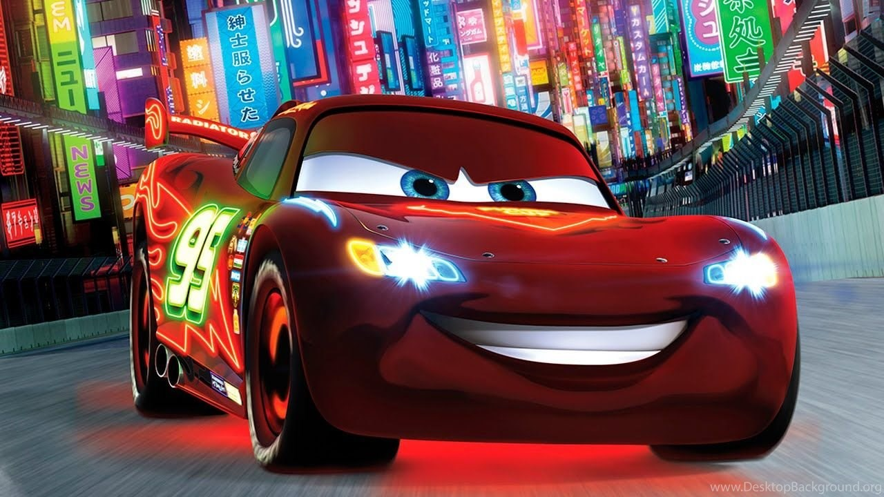 Cars 2 Lightning Mcqueen Hd Wallpapers Hd Wallpapers Desktop Background