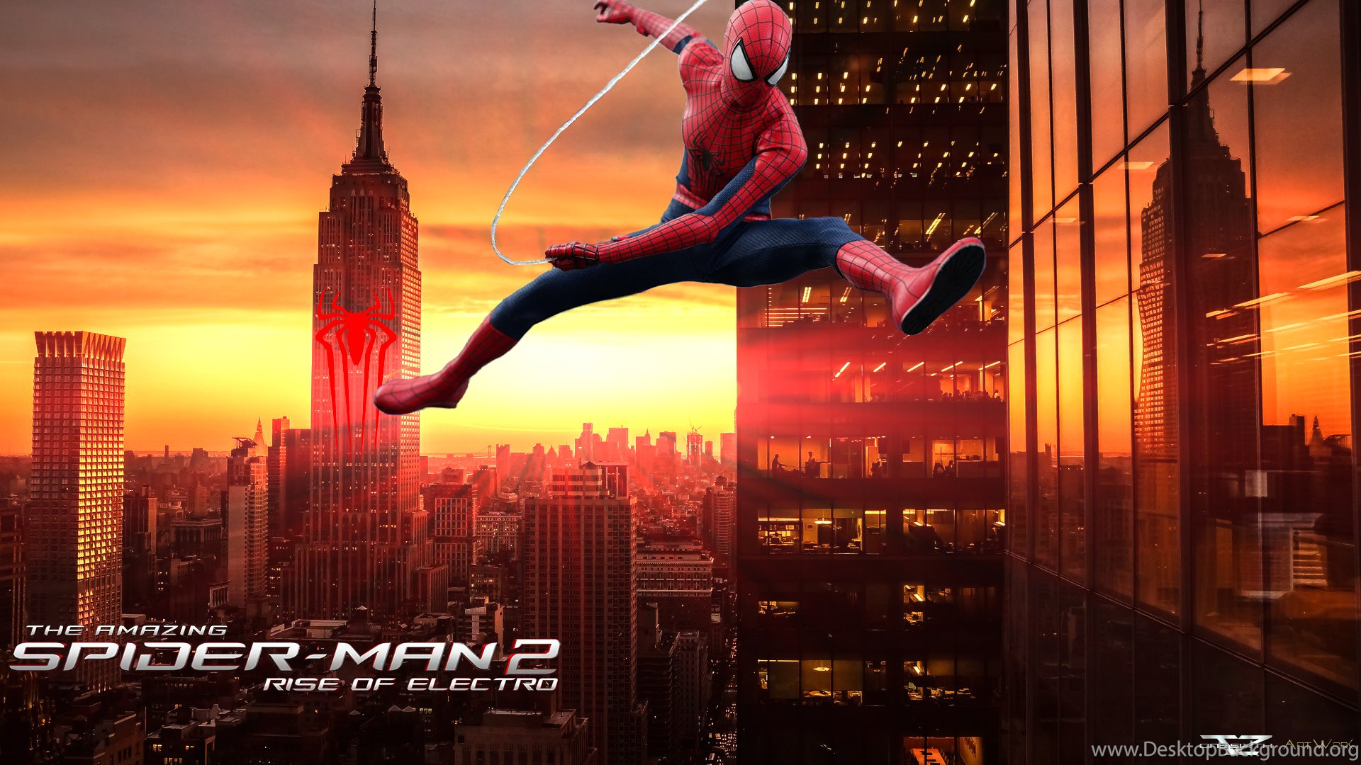 The Amazing Spider Man 2 Hot Toys Full Hd Wallpapers Desktop Background