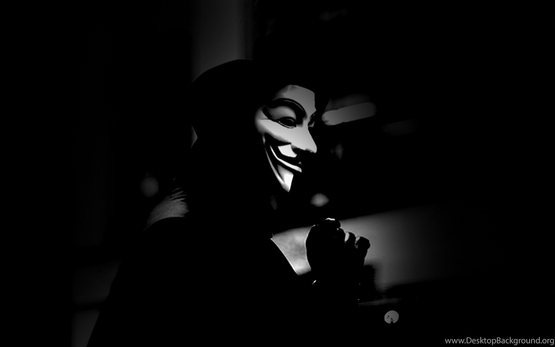 Anonymous V For Vendetta Wallpapers Desktop Background