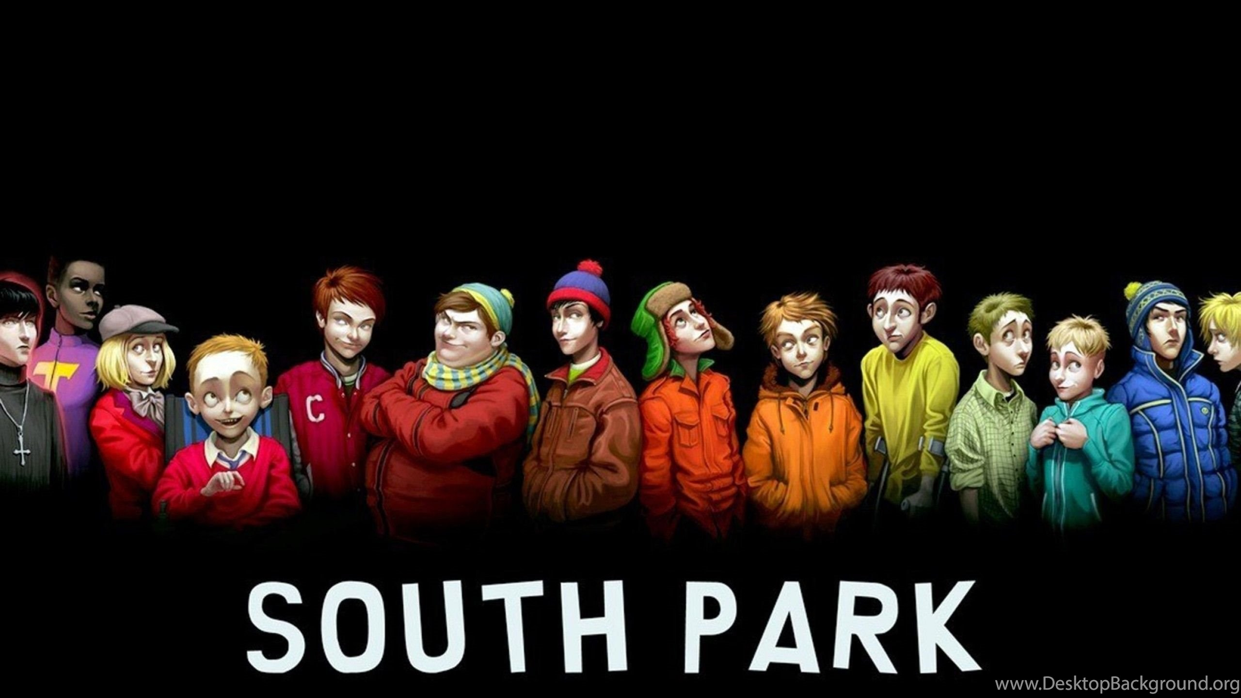 Tumblr South Park Funny Characters 2560x1440 HD Wallpapers And