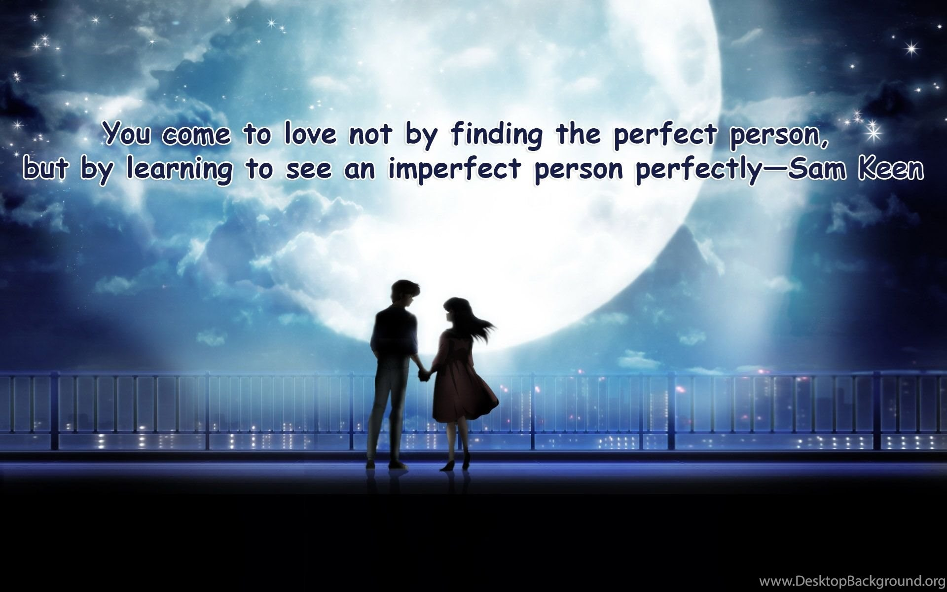 Love Quote Backgrounds Desktop Cute Quotes Wallpaper With Wallpapers