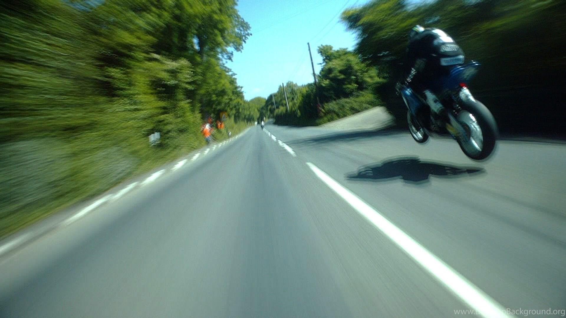 Guy Martin On A Superbike Mission Isle Of Man TT 2014 Bike