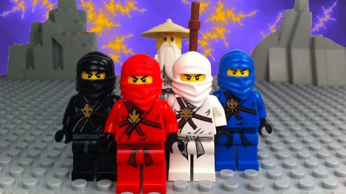 24 Lego Ninjago Masters Of Spinjitzu HD Wallpapers Desktop Background