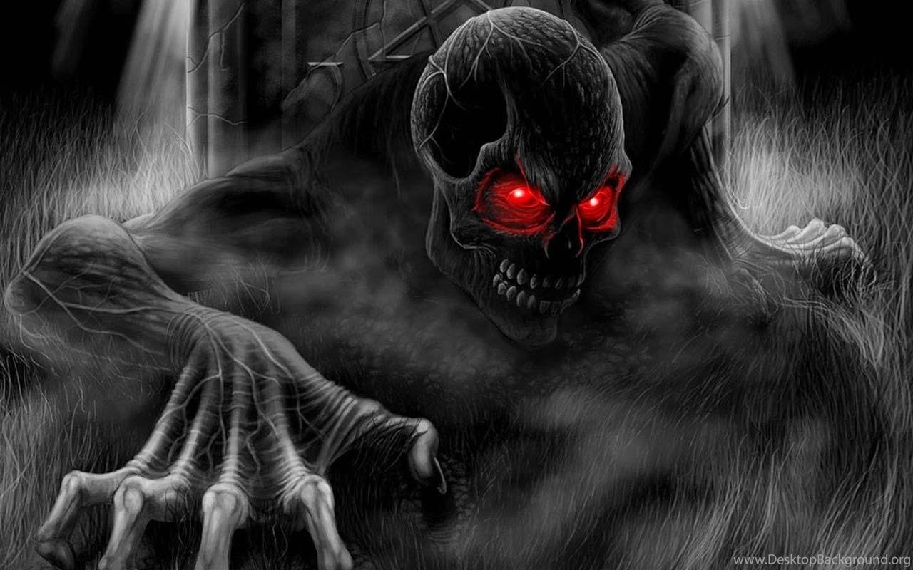 3D Horror Skull HD Wallpapers Android ...