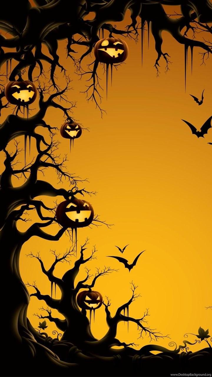asus zenfone 6 wallpaper: halloween mobile android wallpapers