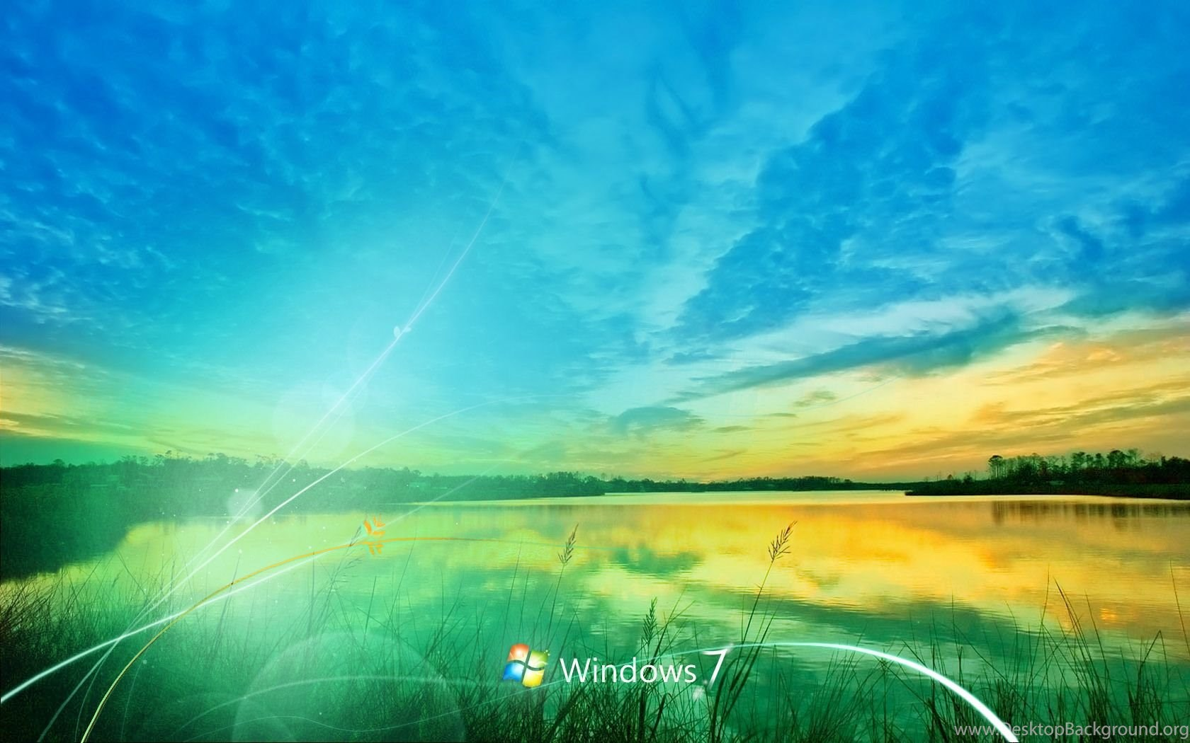 How To Set Desktop Wallpapers In Windows 7 Starter Edition With ... Desktop  Background