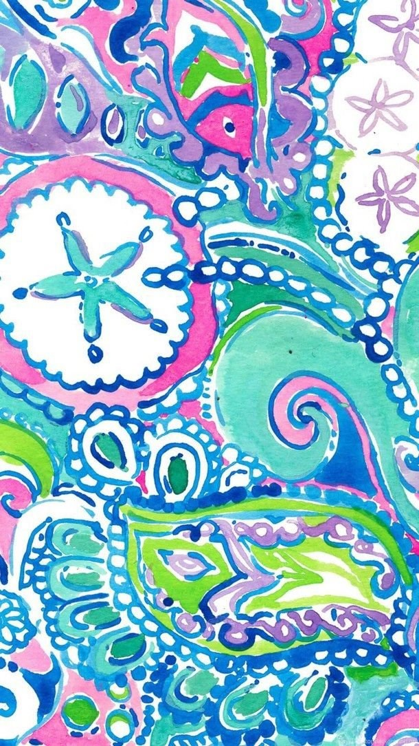 Iphone Wallpaper Lilly Pulitzer Style Wallpapers
