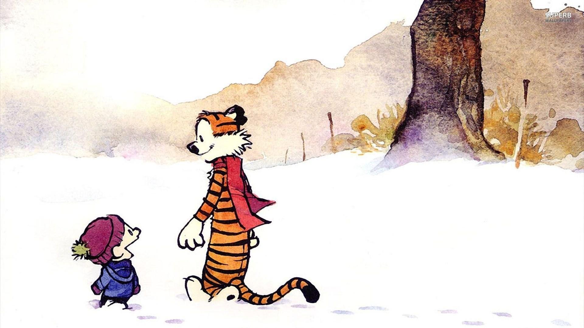 Calvin And Hobbes Wallpapers Comic Wallpapers Desktop Background