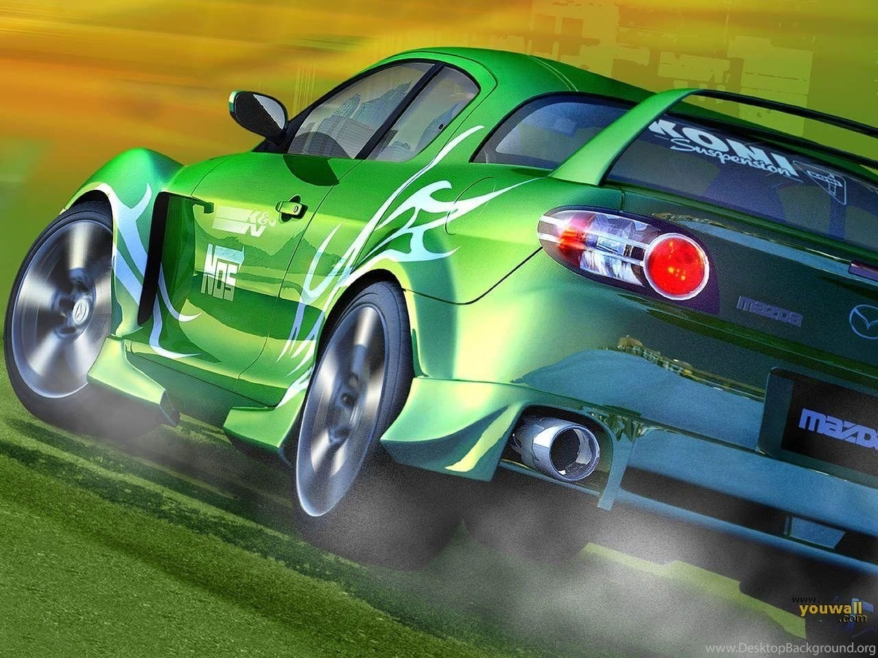 Youwall Need For Speed Carbon Wallpapers Wallpaper Wallpapers