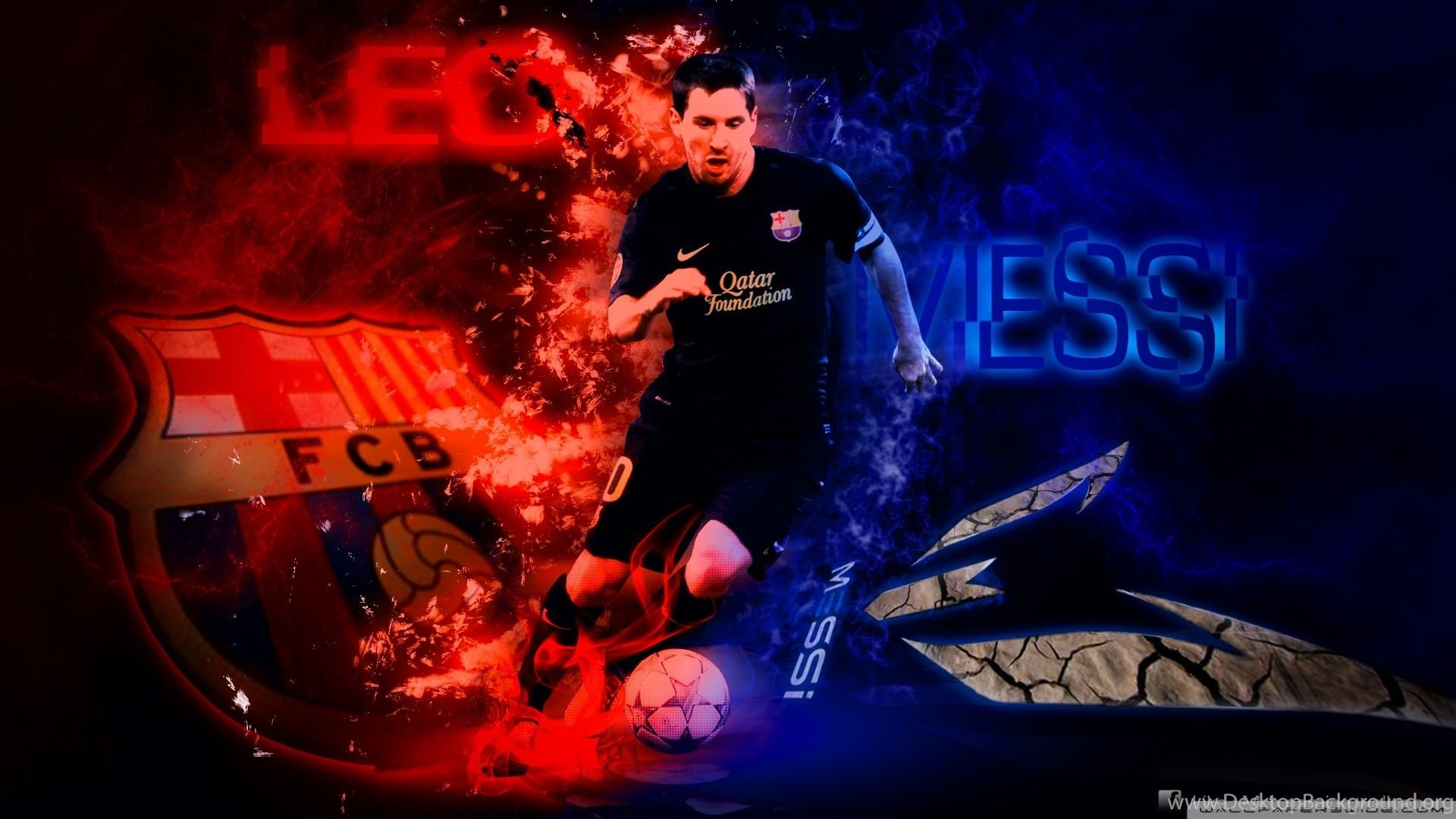 Lionel Messi Barcelona Wallpapers Desktop Backgrounds Desktop