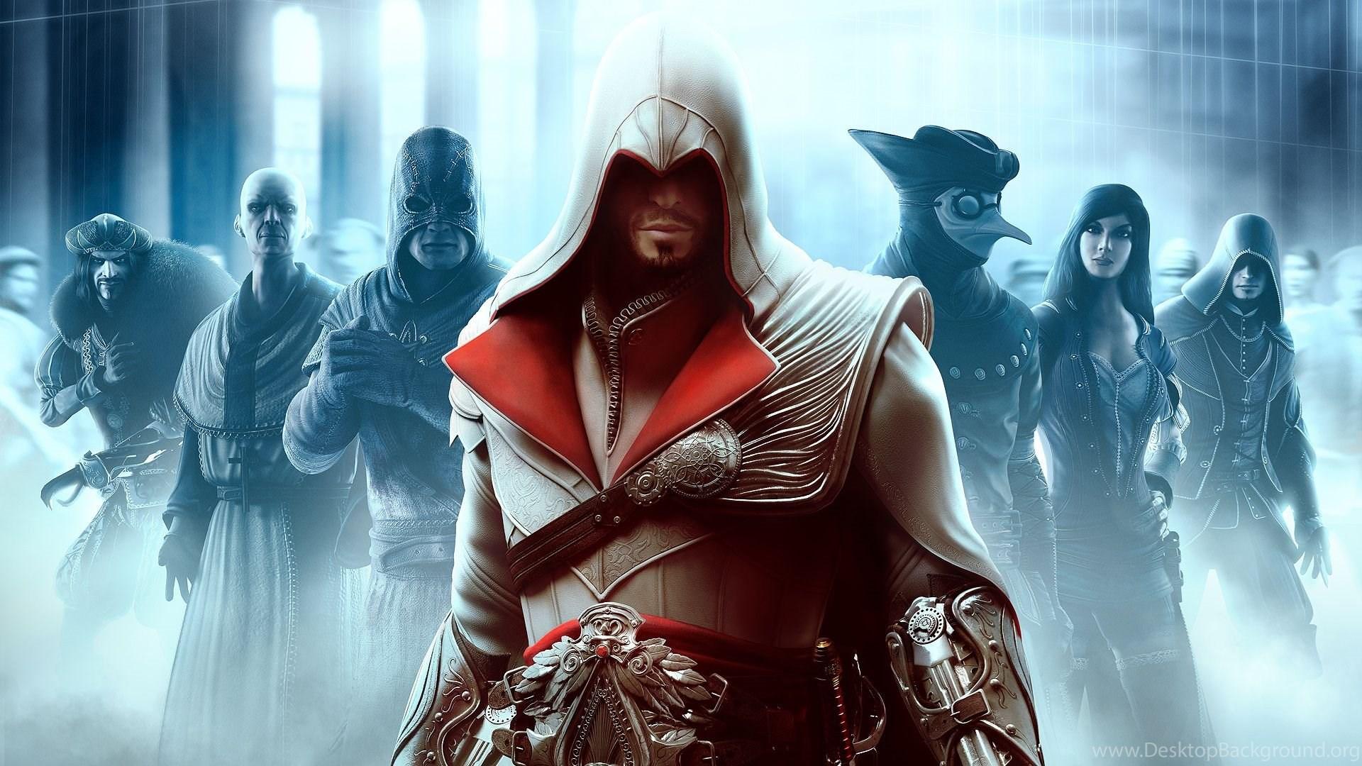 Assassins Creed Revelations Ezio Wallpapers Desktop Background