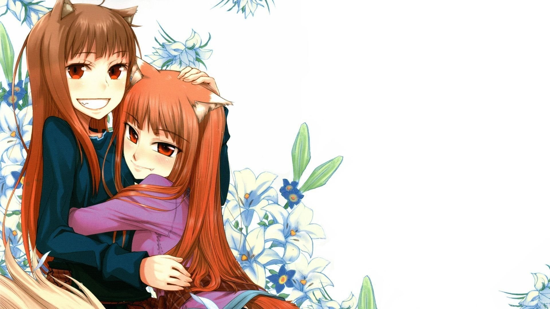 Spice And Wolf Wallpapers Hd Wallpapers Day Desktop Background
