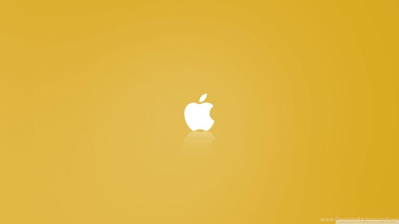 Apple MAC OS X Yellow HD Desktop Wallpapers : Widescreen : High