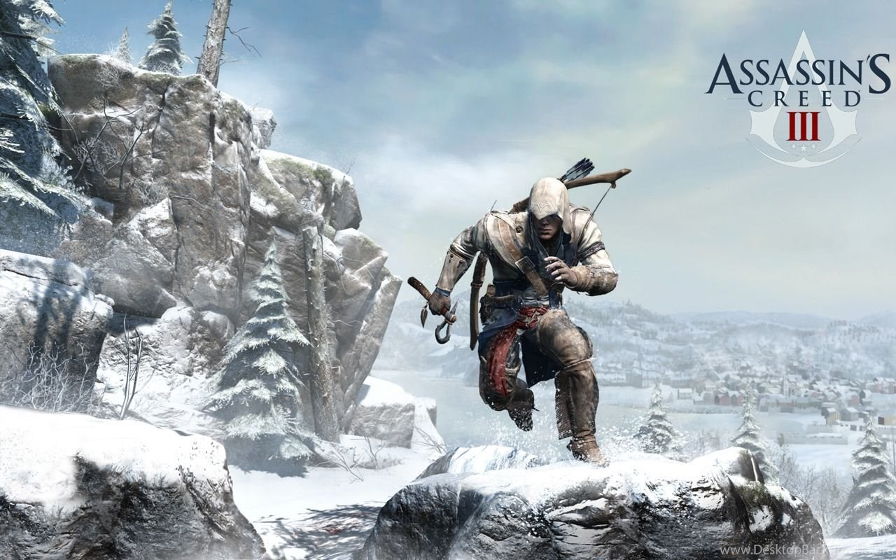 Assassins Creed 3 Wallpapers Hd Wallpapers Cave Desktop Background