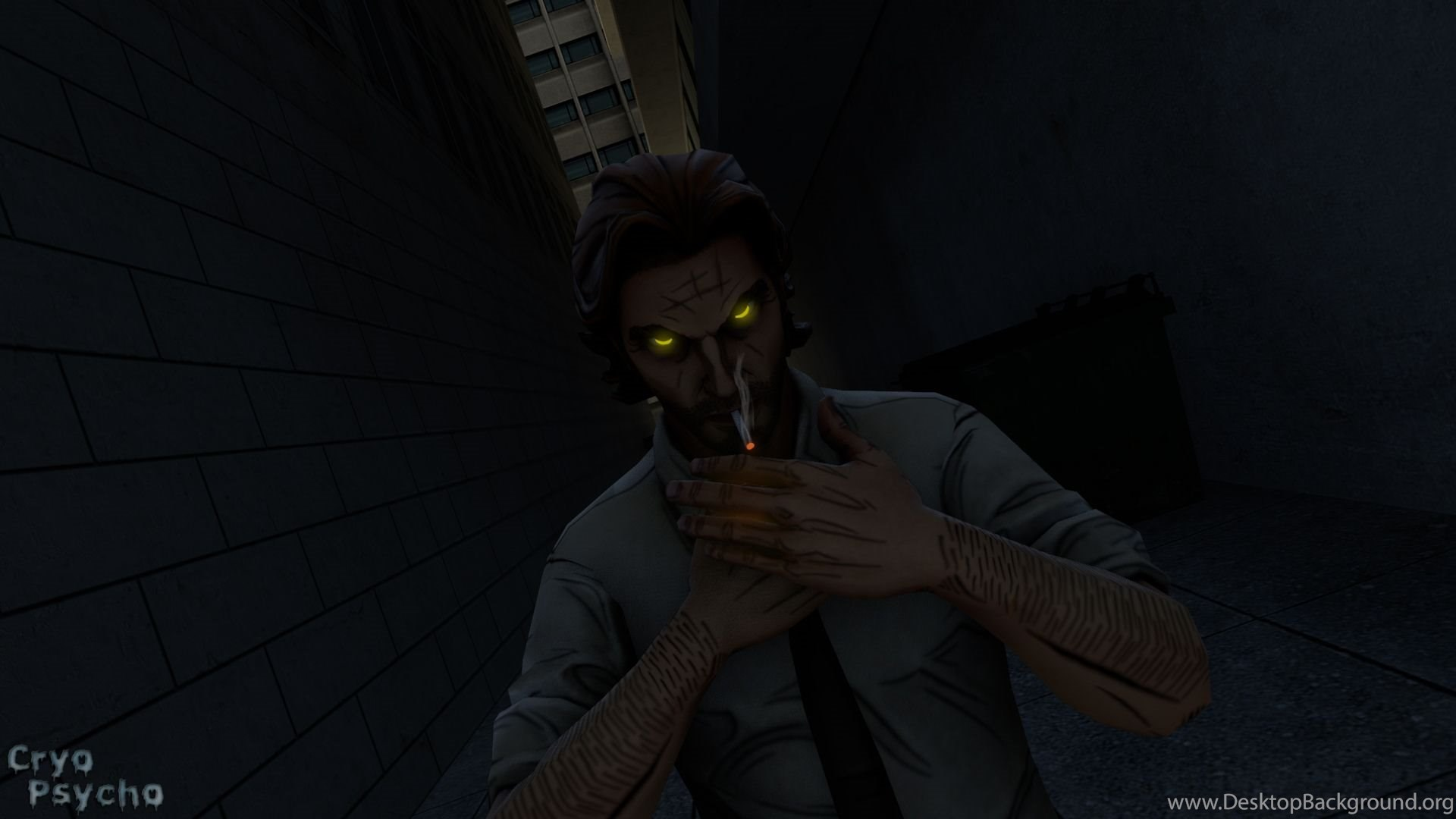 The Wolf Among Us Wallpapers Bigby By Cryo Psycho On