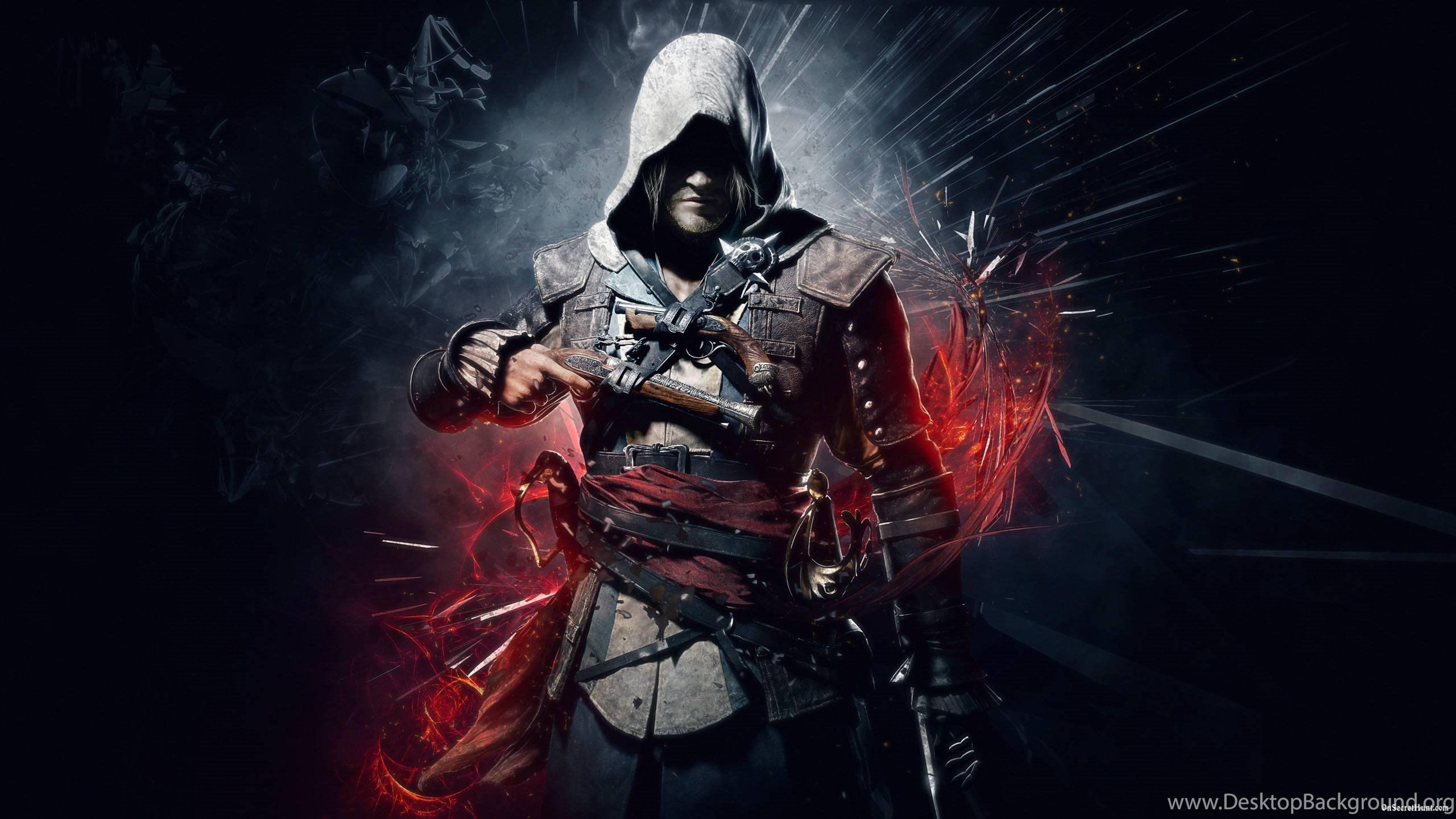Assassins Creed 4 Black Flag Game Hd Wallpapers Jpg 294435 Desktop