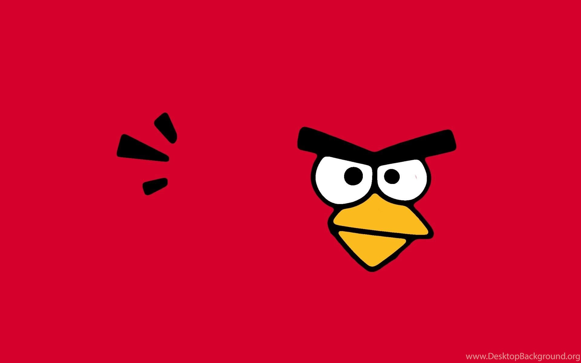 angry birds hd wallpapers red cool wallpapers desktop background