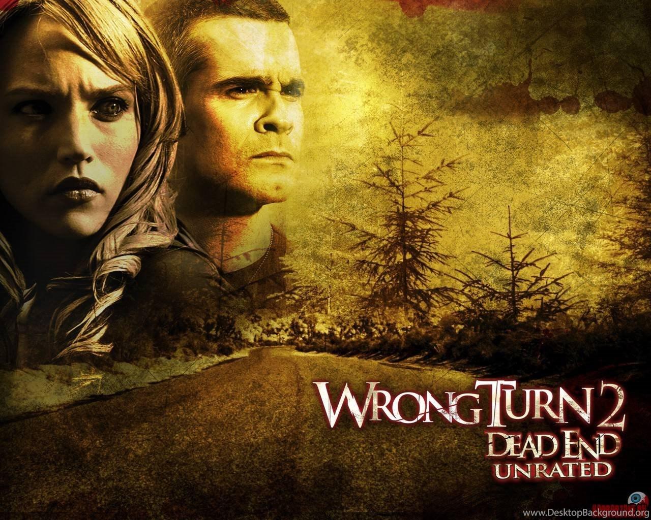 Wrong Turn 2 Dead End Wallpaper Slasher Films Wallpapers Desktop Background