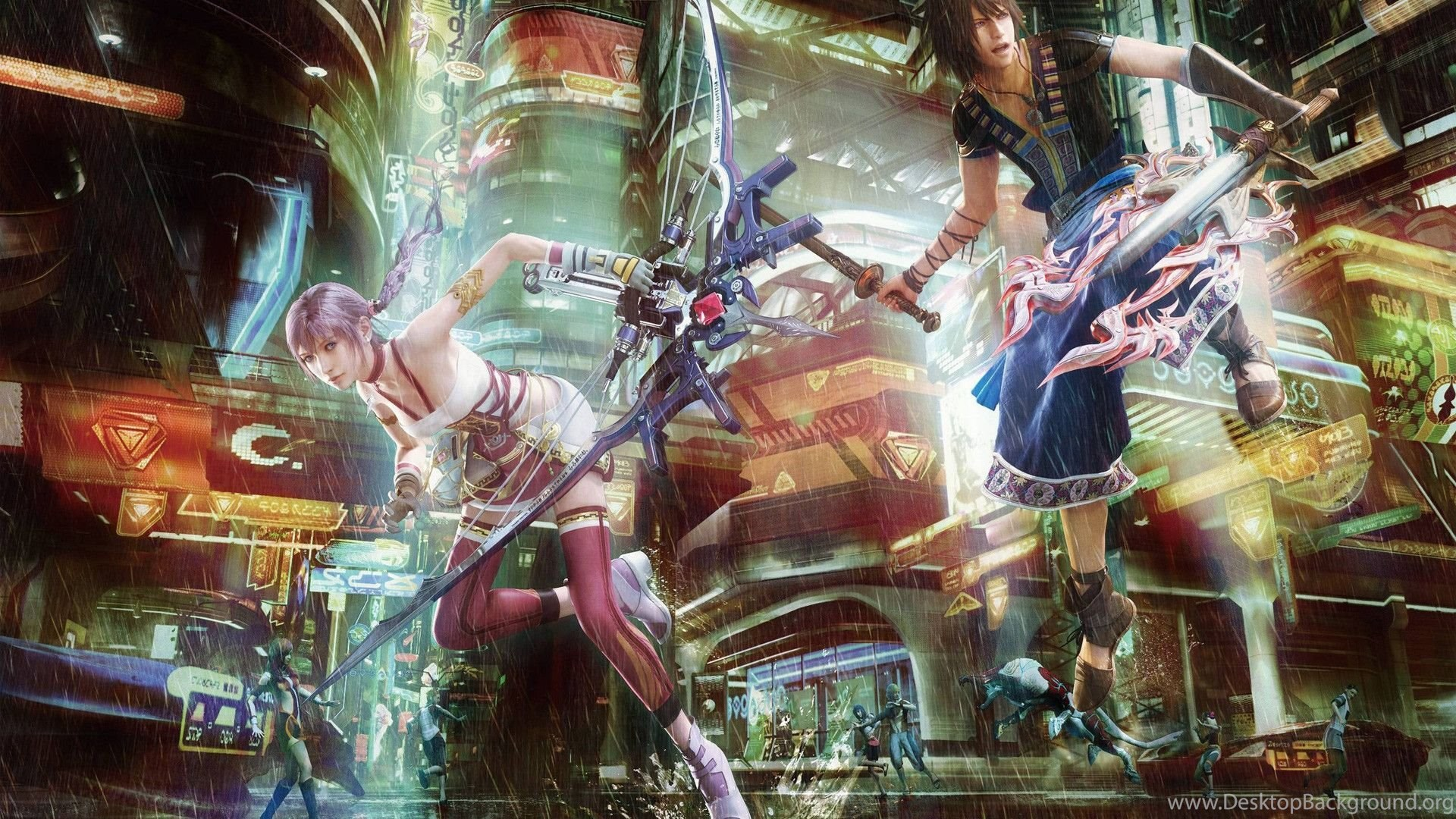 Final Fantasy Xiii Wallpapers 1080p Wallpapers Cave Desktop Background