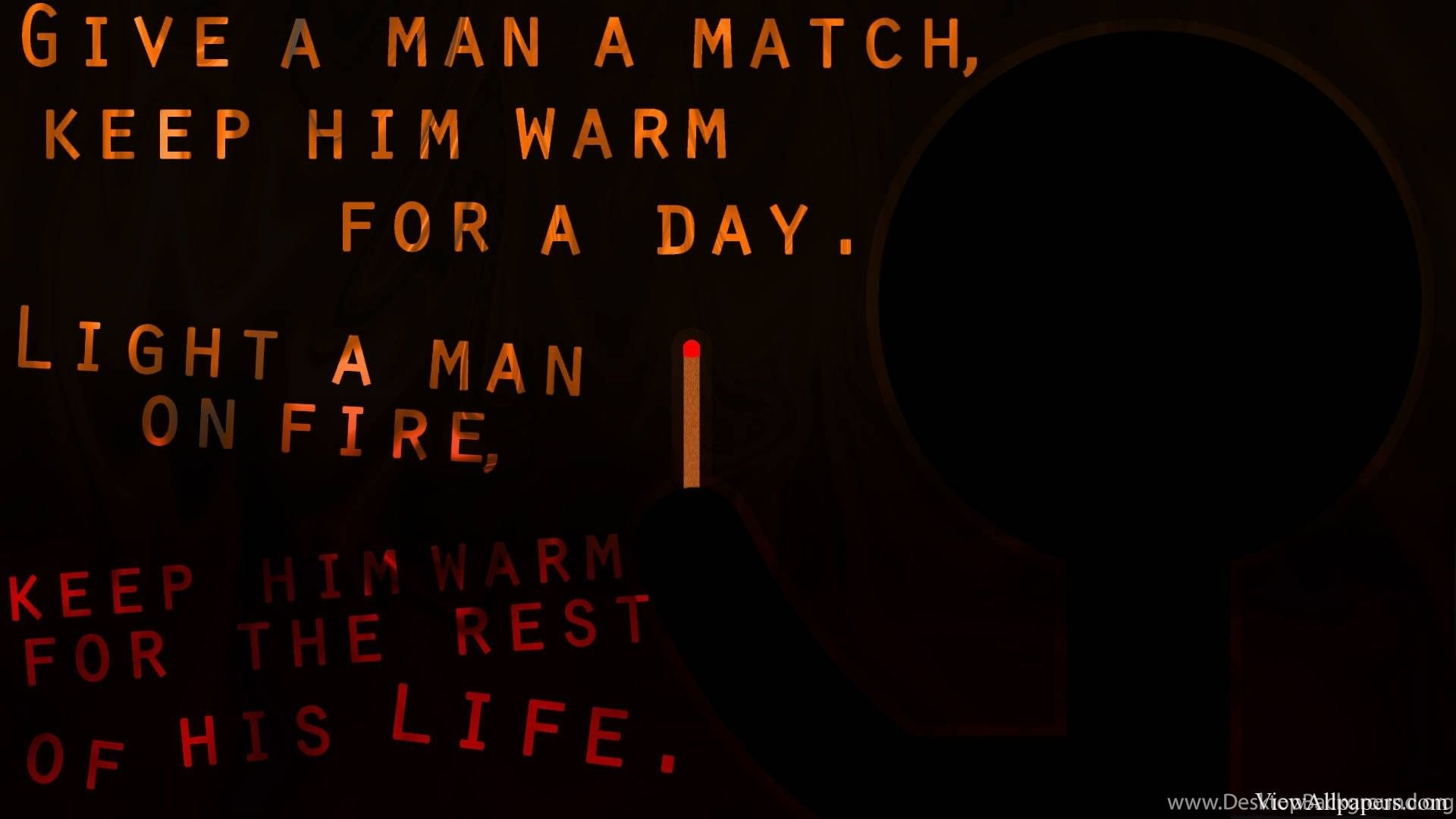 man on fire quotes. quotesgram desktop background